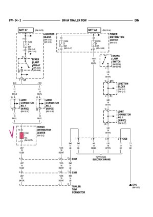 1998 Dodge Dakota Headlight Switch Wiring Diagram | Free Wiring Diagram