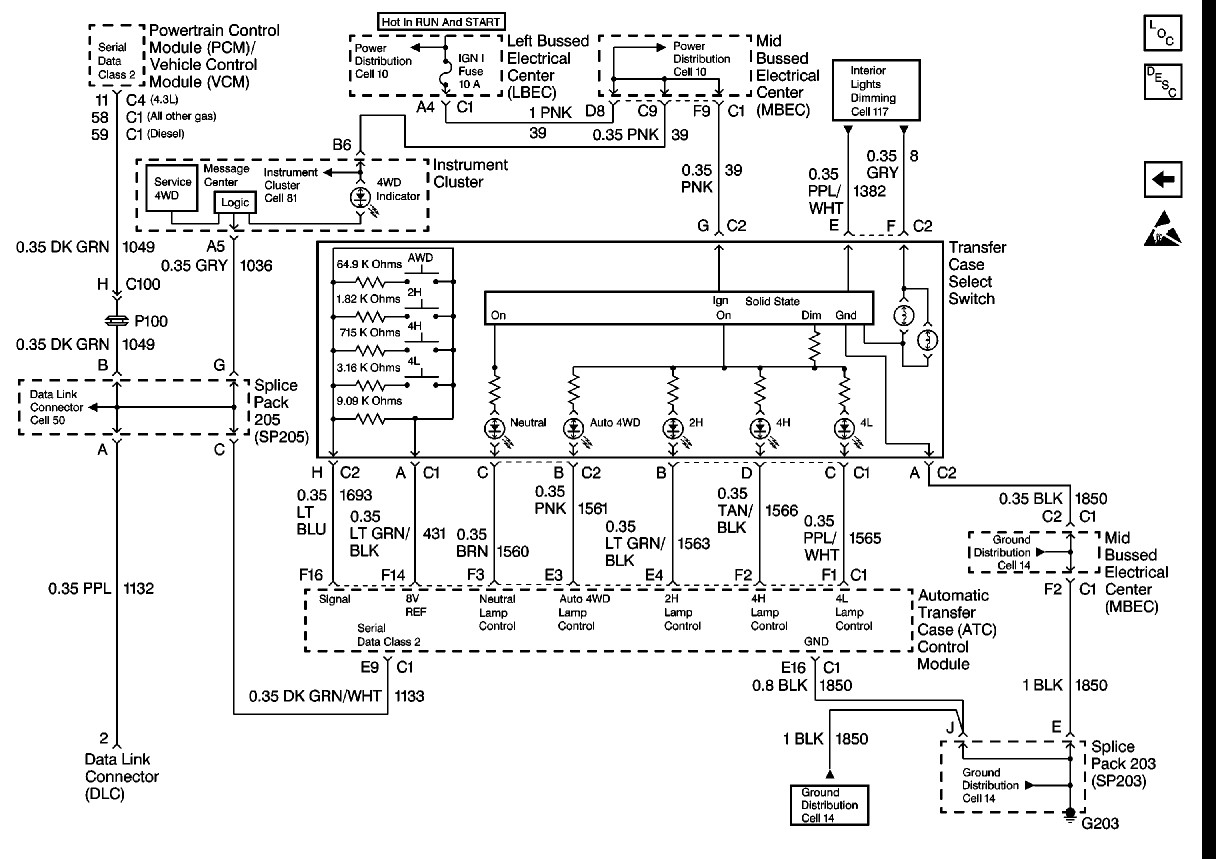 Chevy Silverado Wiring Diagram