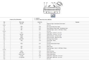 2000 Cadillac Deville Radio Wiring Diagram | Free Wiring