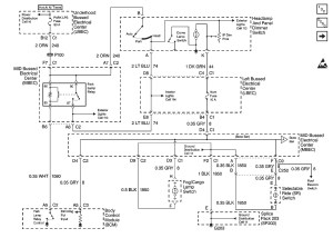 2000 Chevy Silverado Wiring Diagram | Free Wiring Diagram