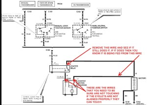 2000 ford F150 Starter solenoid Wiring Diagram | Free
