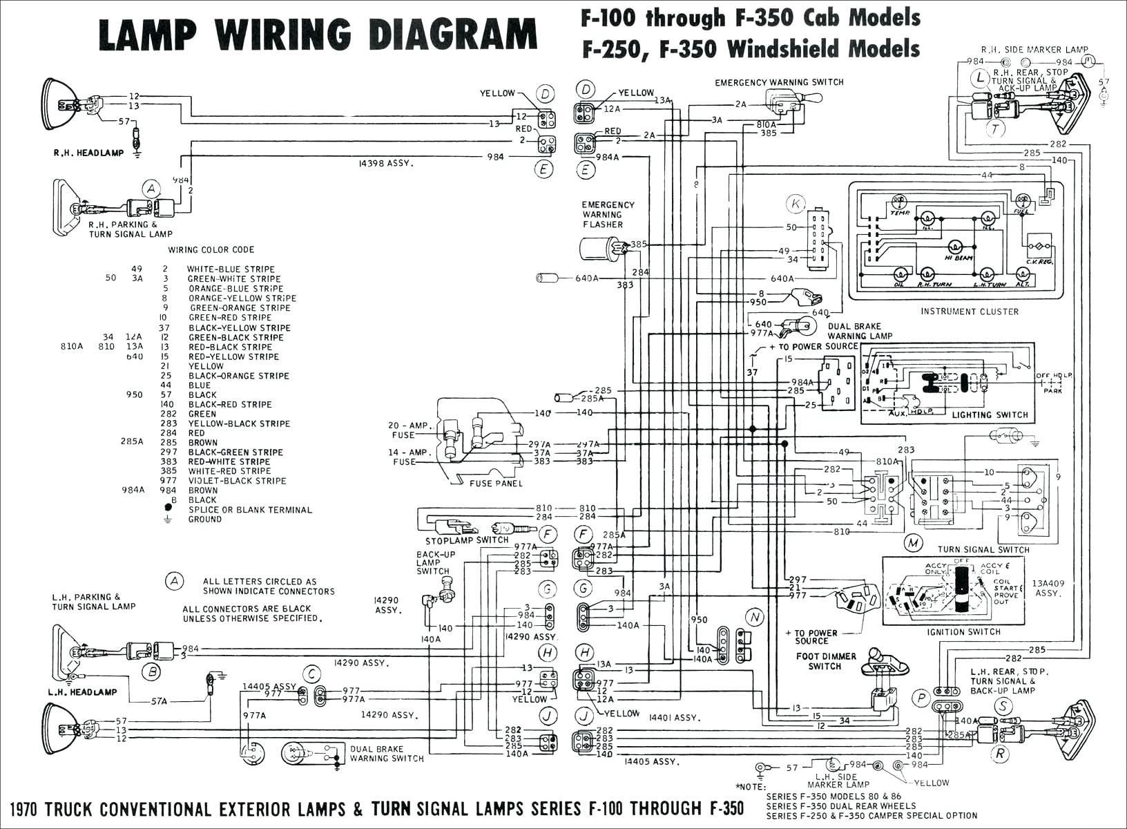 Ford Taurus Wiring Diagram