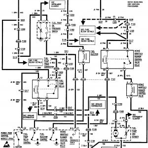 2001 Chevy Blazer Fuel Pump Wiring Diagram | Free Wiring