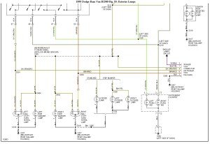 2003 Dodge Ram Tail Light Wiring Diagram | Free Wiring Diagram