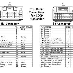 2003 toyota Camry Radio Wiring Diagram | Free Wiring Diagram
