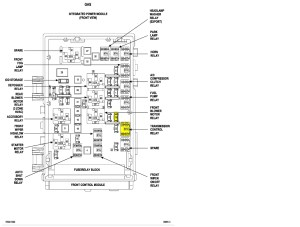 2004 Chrysler Pacifica Wiring Schematic | Free Wiring Diagram