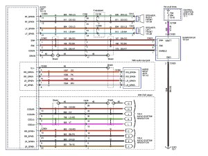2004 ford Explorer Sport Trac Stereo Wiring Diagram | Free