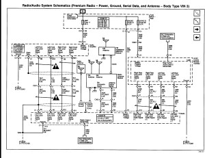 2004 Gmc Sierra Radio Wiring Diagram | Free Wiring Diagram