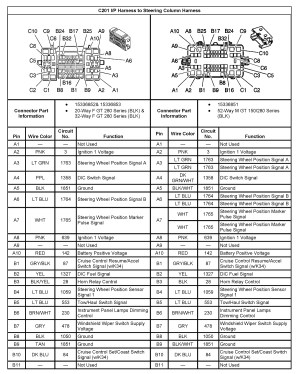 2004 Gmc Sierra Radio Wiring Diagram | Free Wiring Diagram