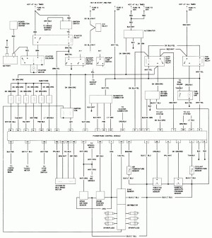 2006 Jeep Wrangler Ignition Wiring Diagram | Free Wiring