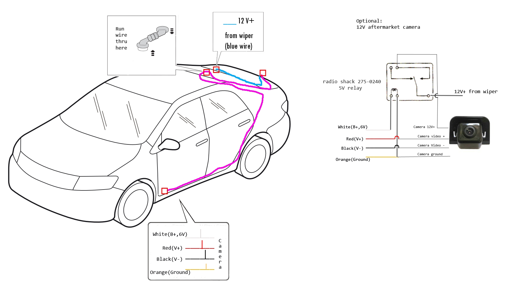 Jeep 2013 Camera Wiring Diagram