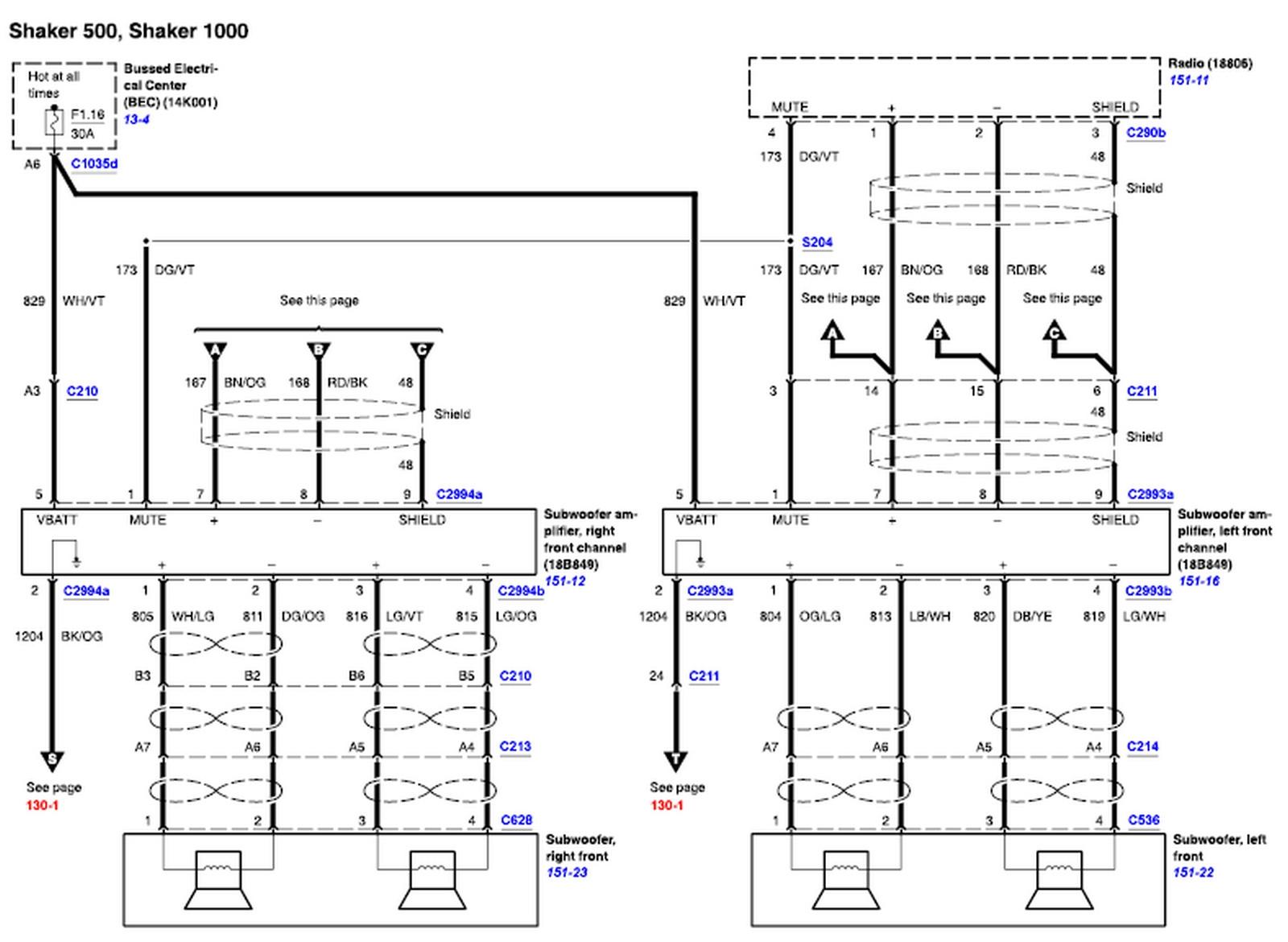 Metra Radio Wiring Diagram
