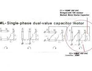 3 Phase 6 Lead Motor Wiring Diagram   Free Wiring Diagram