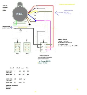 3 Phase Motor Wiring Diagram 12 Leads | Free Wiring Diagram