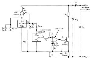 4 20ma Pressure Transducer Wiring Diagram   Free Wiring