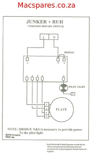 4 Position Selector Switch Wiring Diagram | Free Wiring