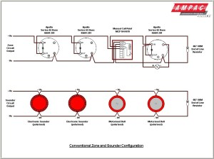 4 Wire Smoke Detector Wiring Diagram | Free Wiring Diagram