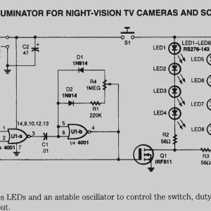 47546 Security Tv Camera Wiring Schematic   Free Wiring