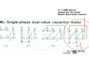 6 Lead Motor Wiring Diagram   Free Wiring Diagram