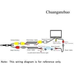 7 Tft Lcd Monitor Wiring Diagram | Free Wiring Diagram