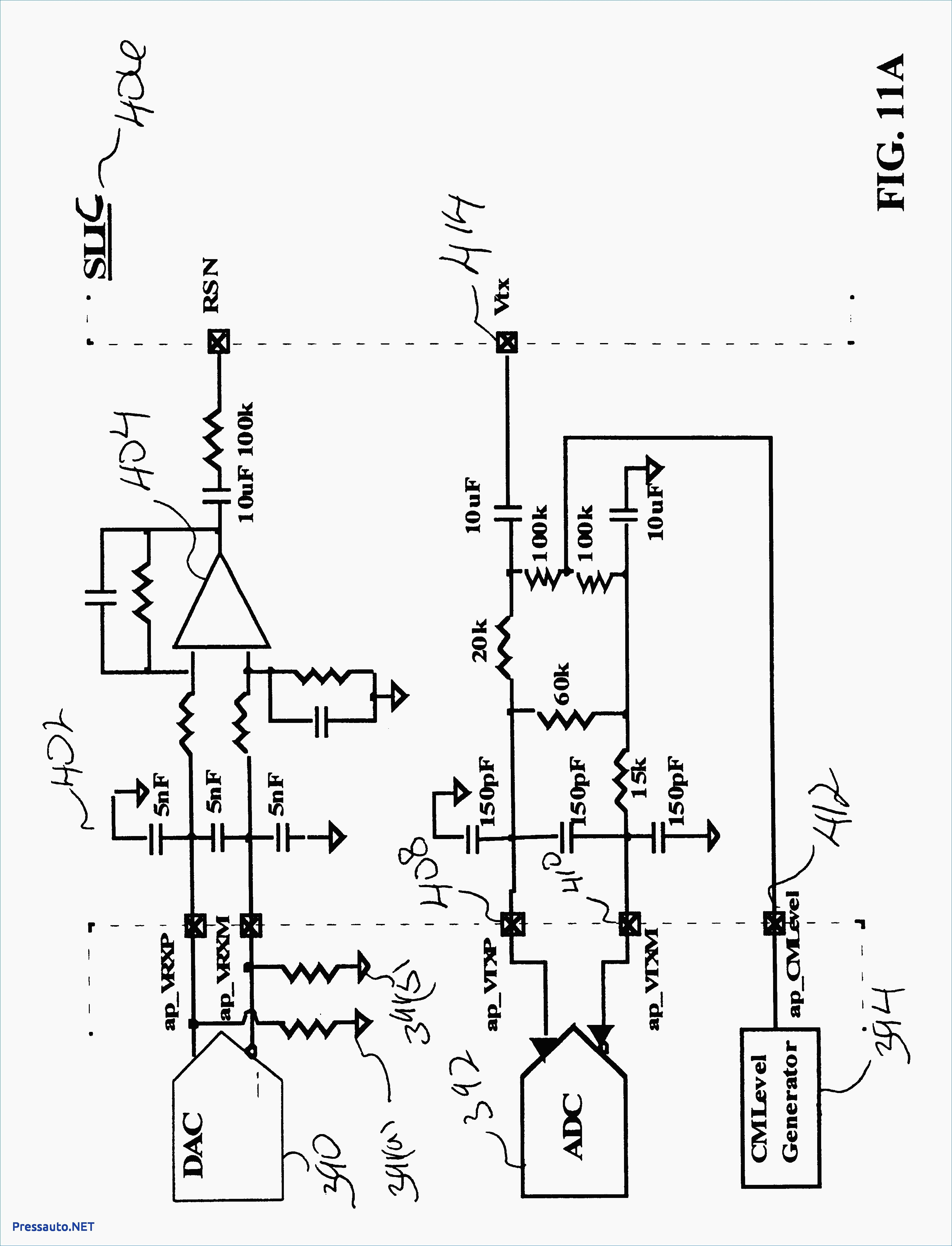 electrical schematic transformer