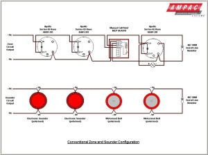 Addressable Fire Alarm System Wiring Diagram | Free Wiring Diagram