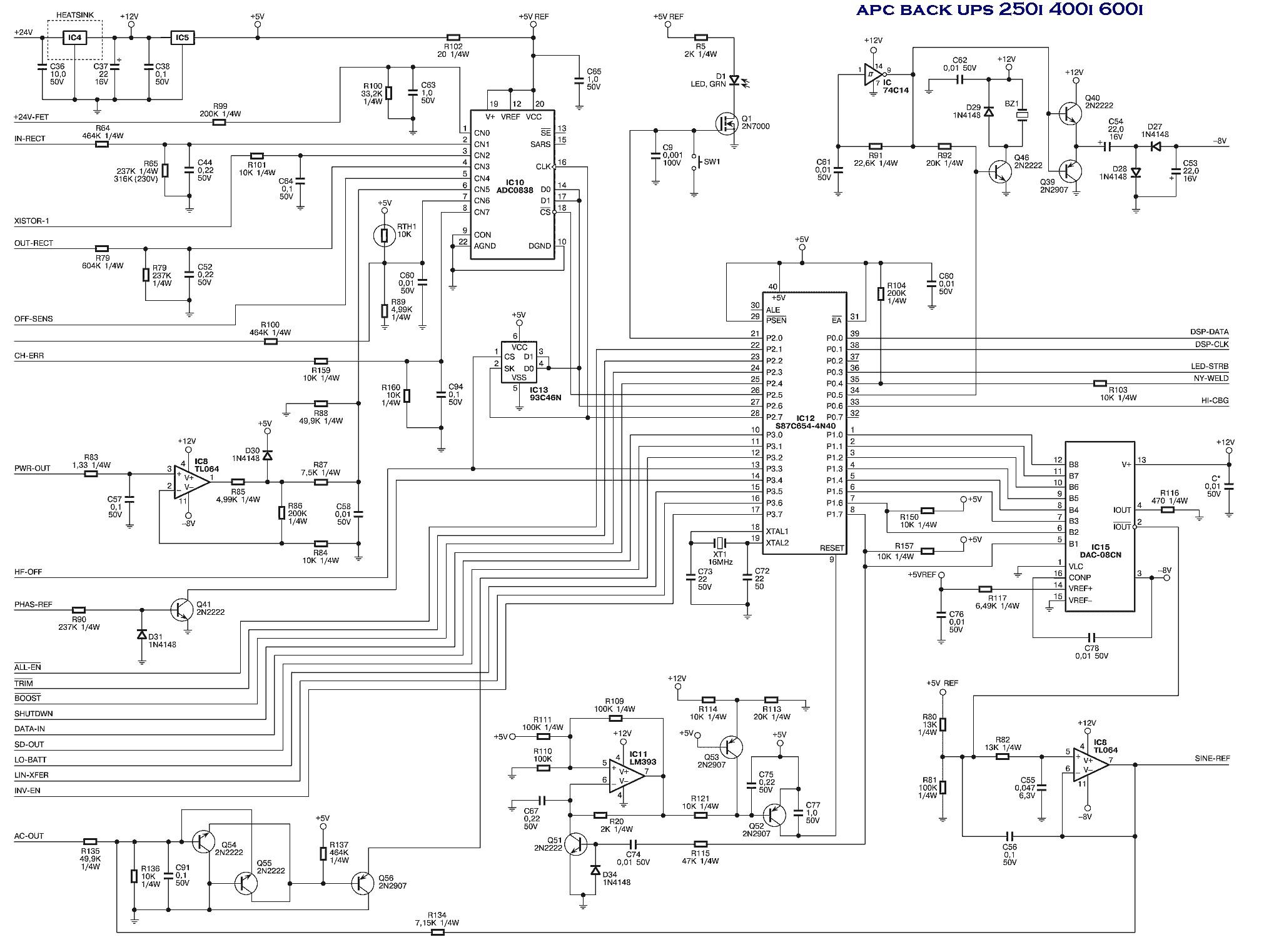 Apc Epo Wiring Diagram