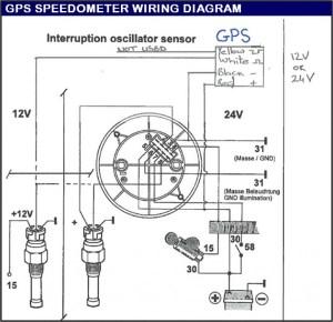 Autometer Gps Speedometer Wiring Diagram   Free Wiring Diagram