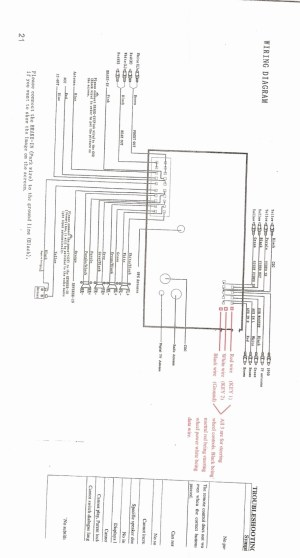 Axxess Steering Wheel Control Interface Wiring Diagram