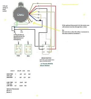 Baldor Single Phase Motor Wiring Diagram | Free Wiring Diagram