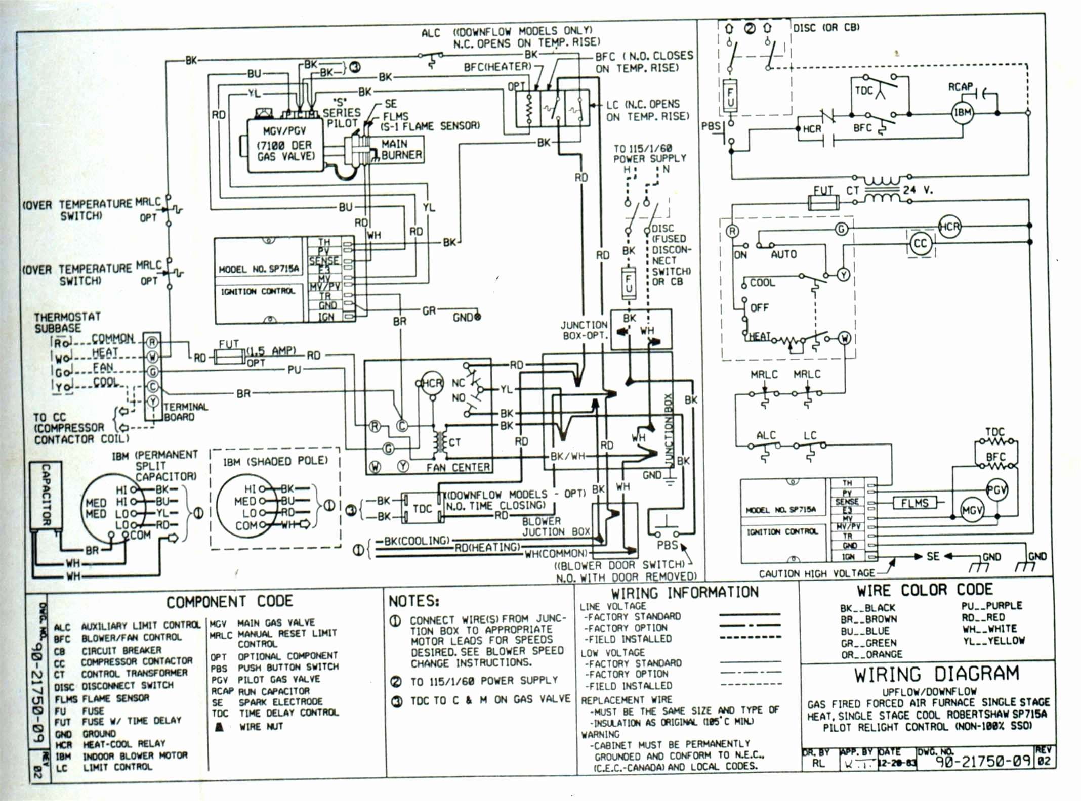 Motor Wiring Diagram 19