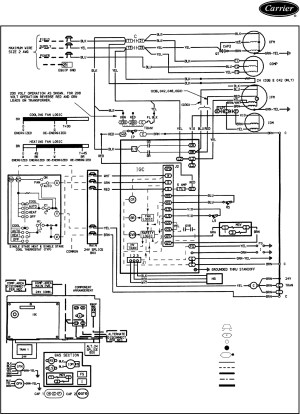 Carrier Infinity thermostat Wiring Diagram | Free Wiring Diagram