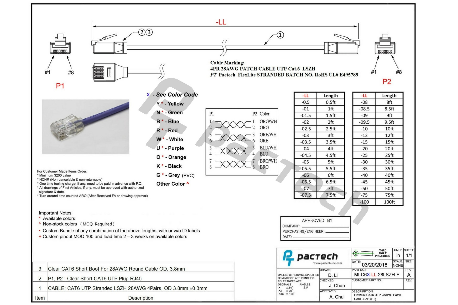 Ethernet Cable Wiring Diagram Wall Jack