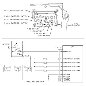 Cat C15 Ecm Wiring Diagram | Free Wiring Diagram