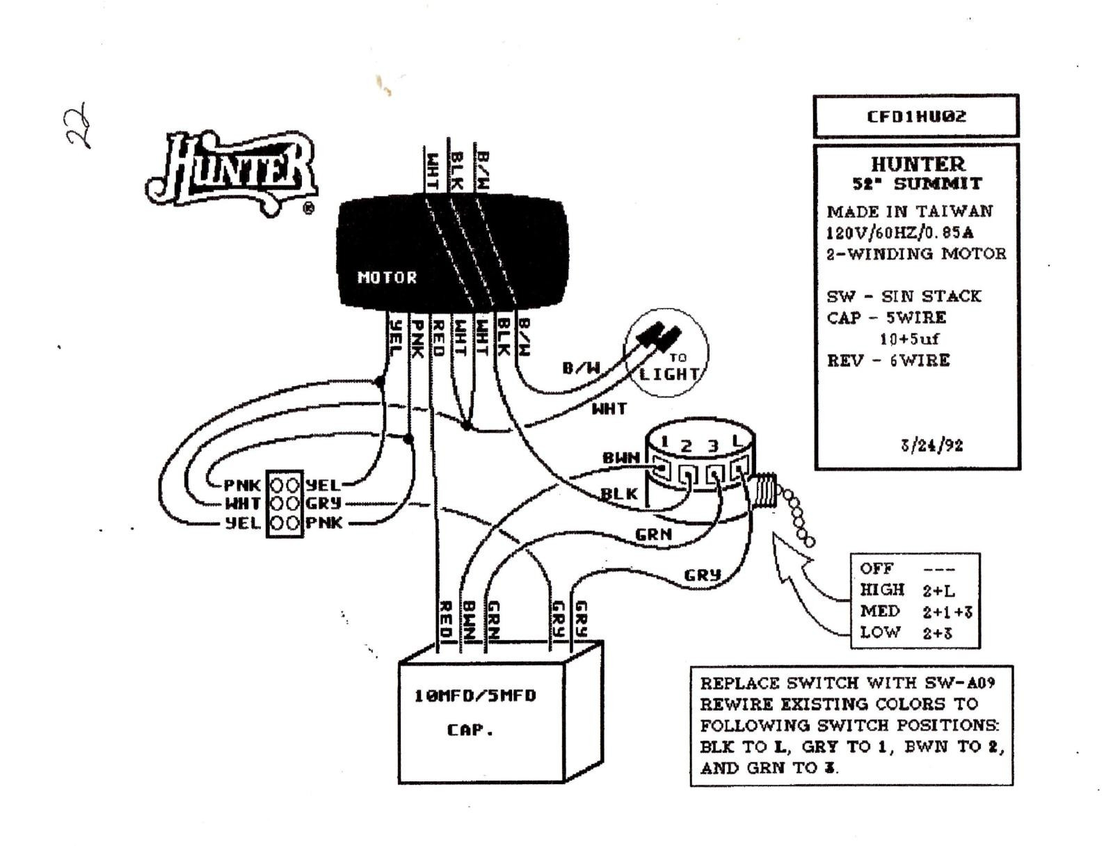 Ceiling Fan 3 Speed Wall Switch Wiring Diagram