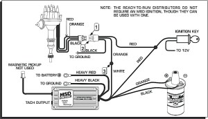Chevy Hei Distributor Wiring Diagram | Free Wiring Diagram