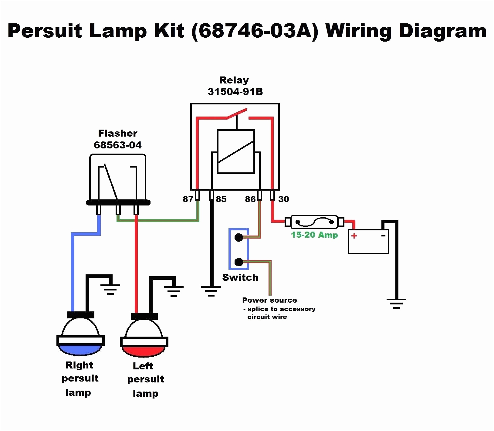 Chevy Turn Signal Switch Wiring Diagram