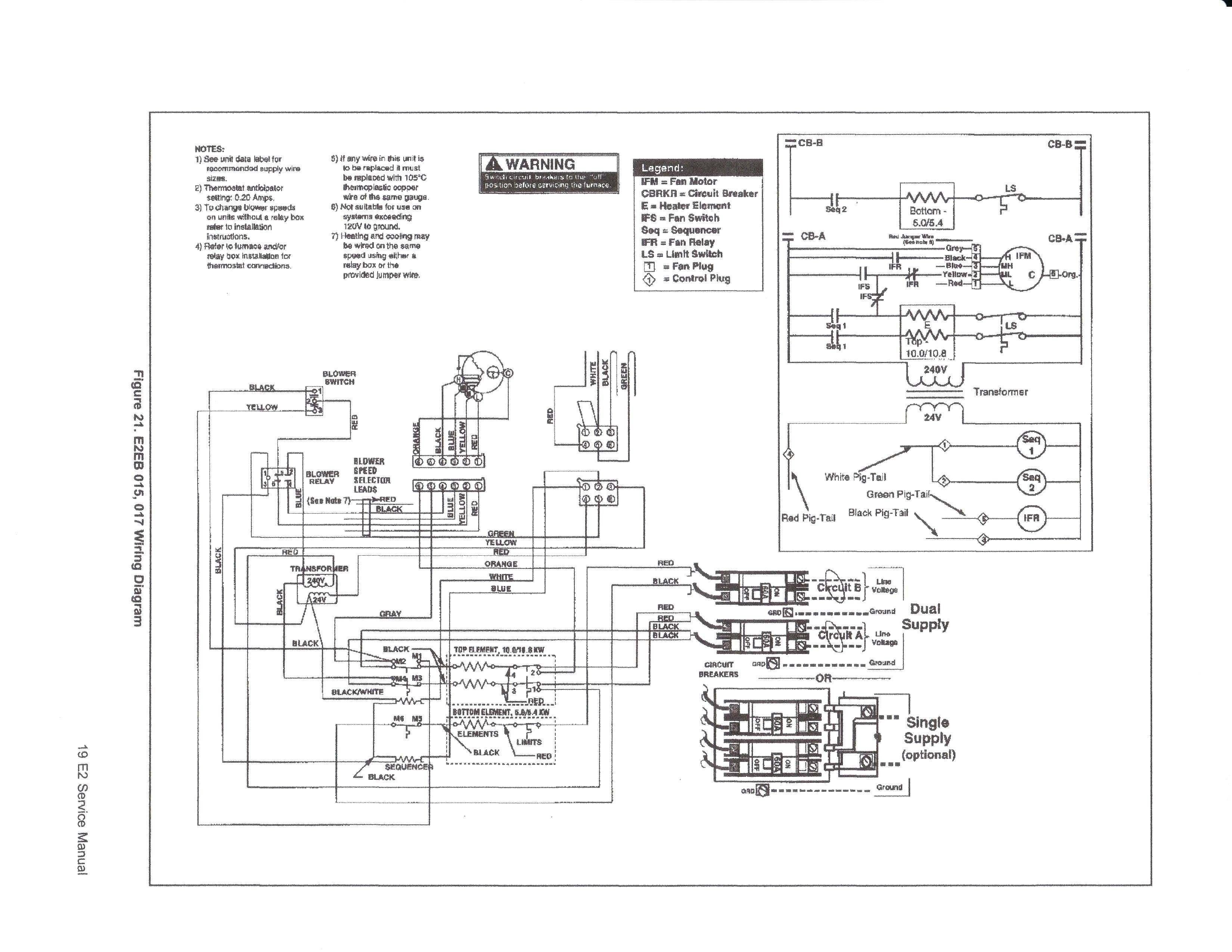 Furnace Sequencer Diagram