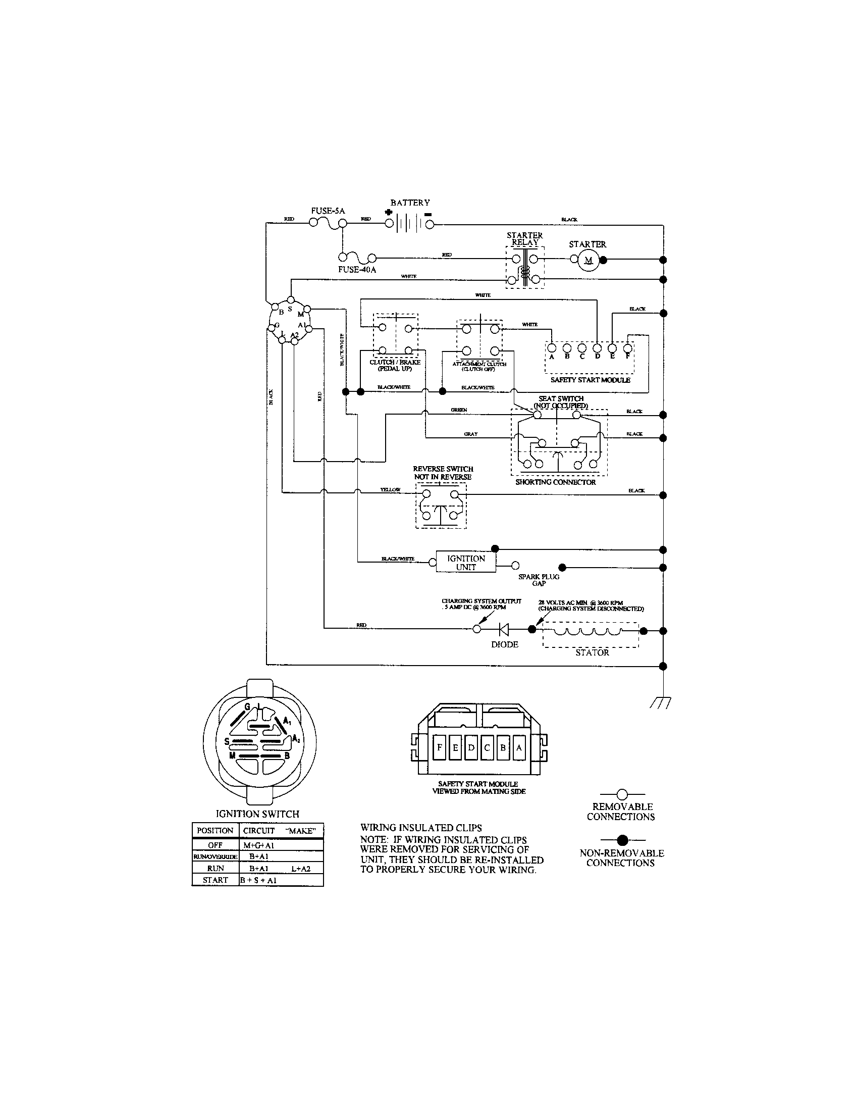 Wiring Diagram Craftsman Model 917