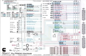 Cummins N14 Celect Plus Wiring Diagram | Free Wiring Diagram