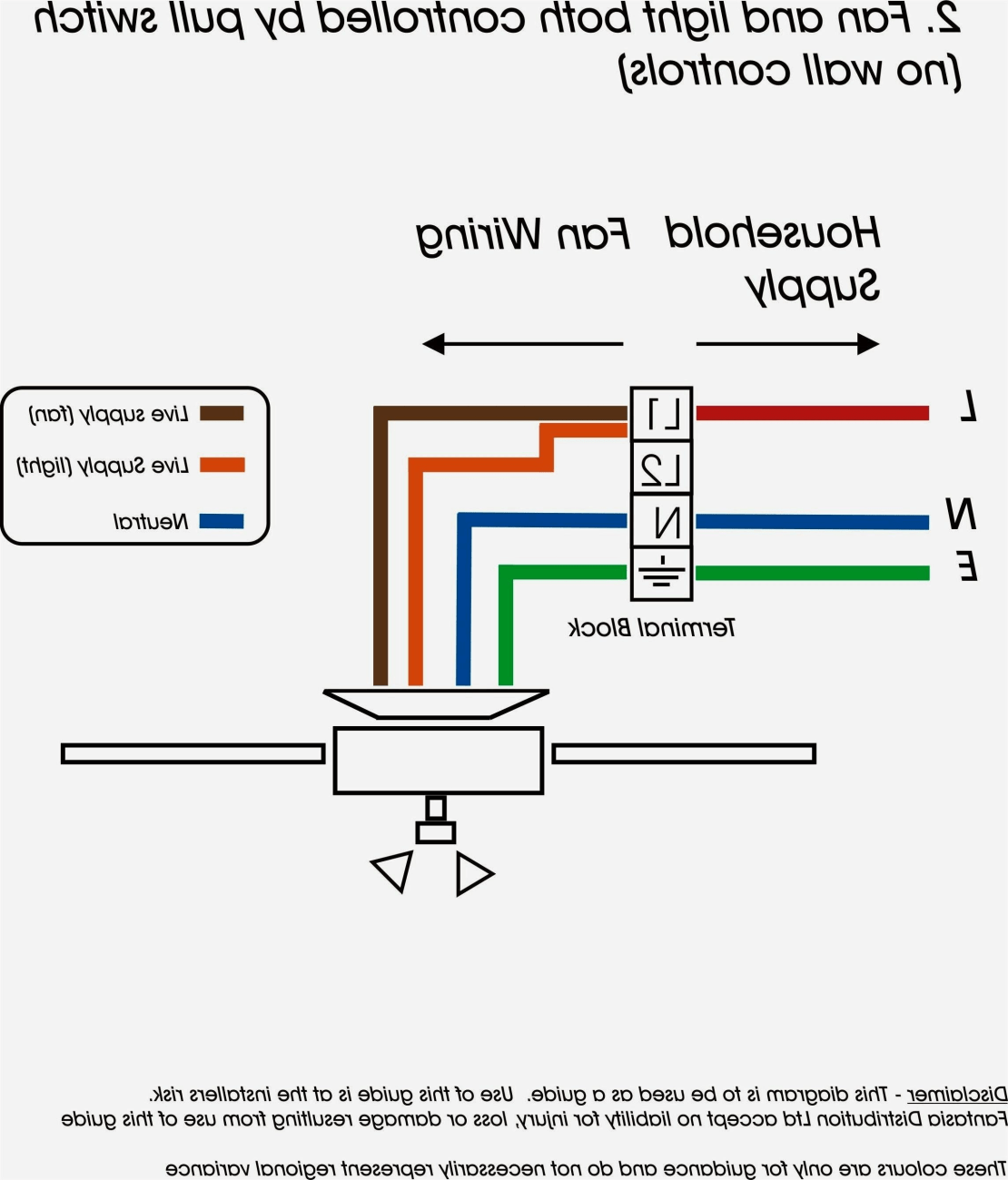 4 Wire Fan Switch Wiring Schema Diagram You Hunter Ceiling