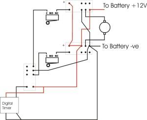 Winch Motor Wiring Diagram  impremedia