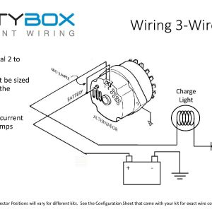 Denso Alternator Wiring Schematic | Free Wiring Diagram