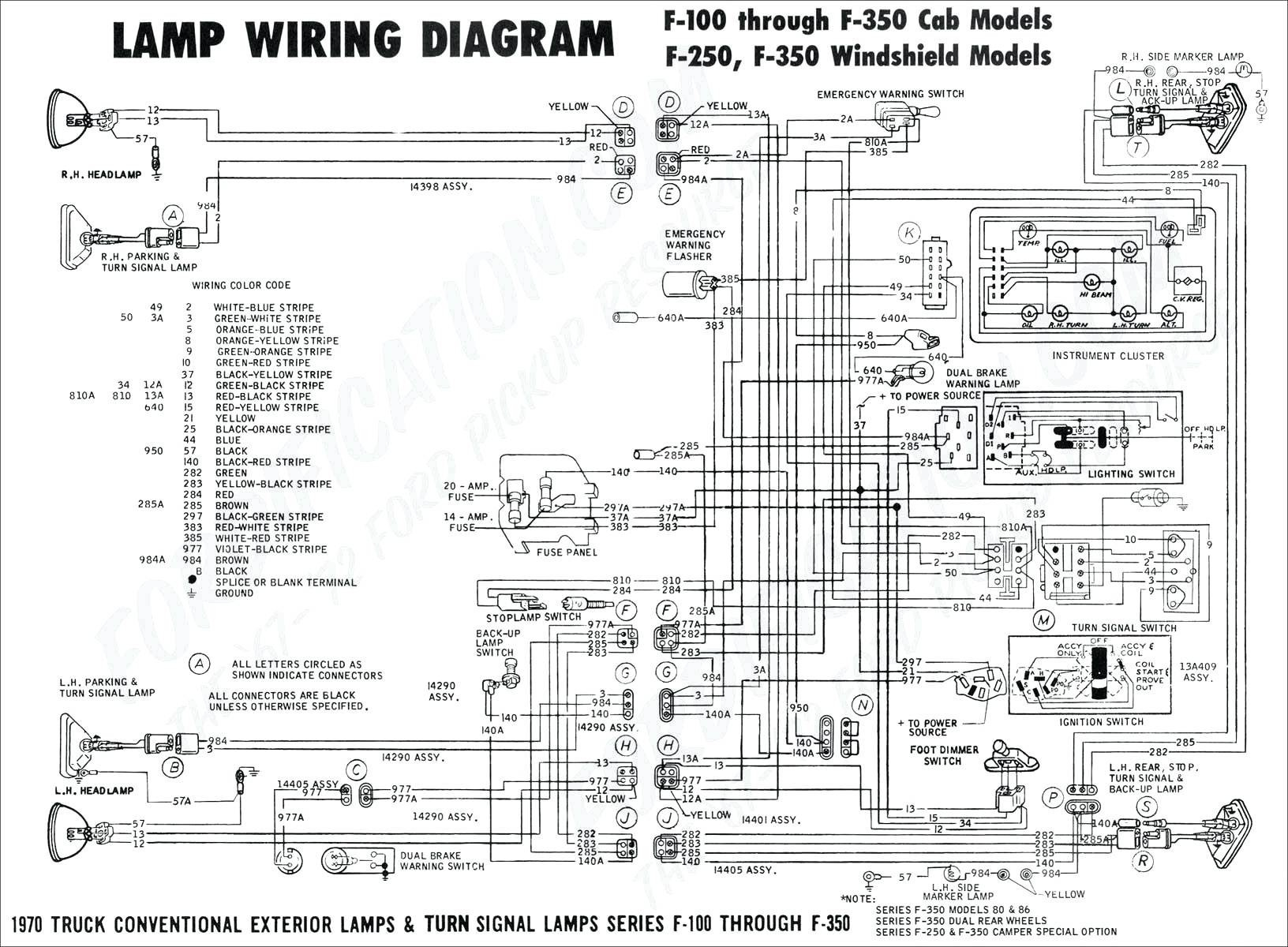 Dodge Alternator Wiring Diagram