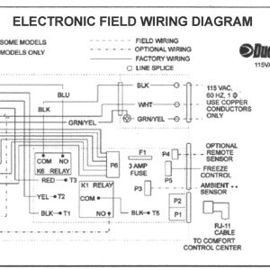 Dometic Rv thermostat Wiring Diagram | Free Wiring Diagram