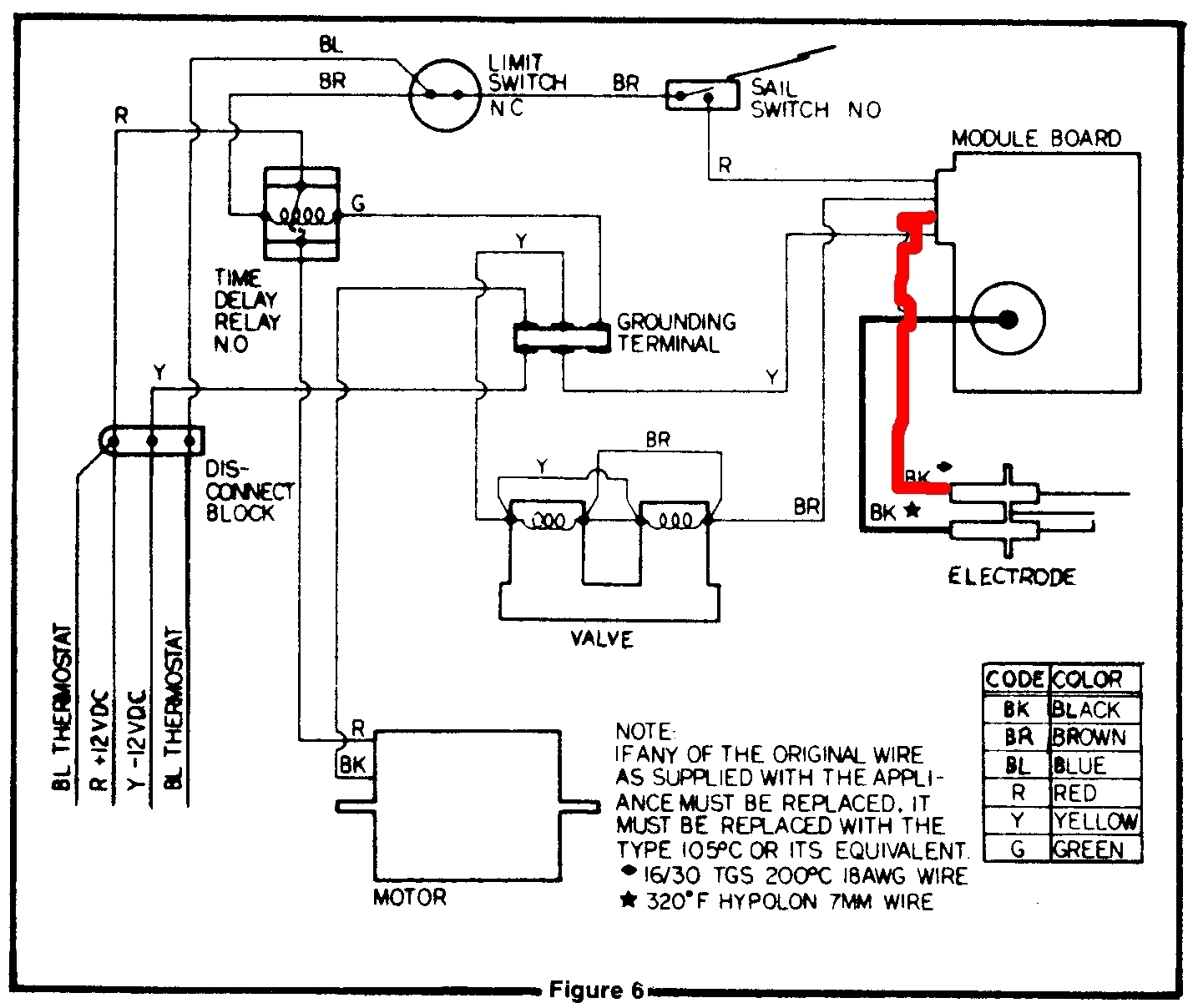 Thermostat Schematic