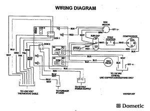 Duo therm Rv Air Conditioner Wiring Diagram | Free Wiring