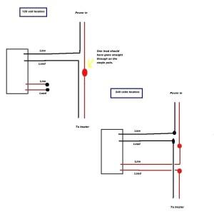 Electric Baseboard Wiring Diagram | Free Wiring Diagram