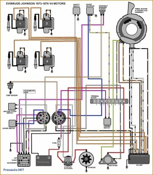 Evinrude Ignition Switch Wiring Diagram | Free Wiring Diagram