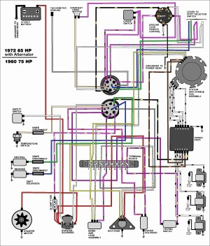 Evinrude Ignition Switch Wiring Diagram | Free Wiring Diagram
